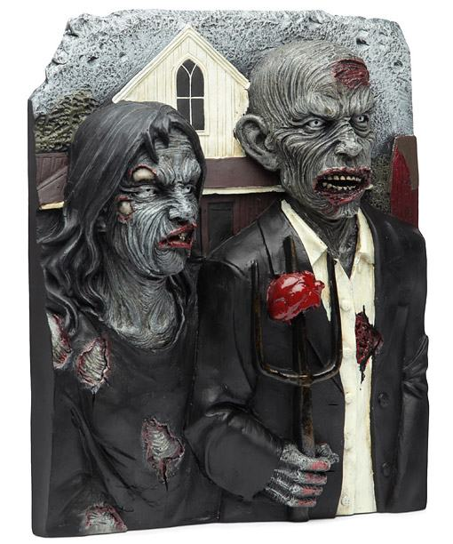 American-Zombie-Gothic-3D-Wall-Plaque-03