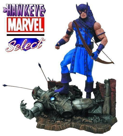 Classic-Hawkeye-Marvel-Select-Action-Figure