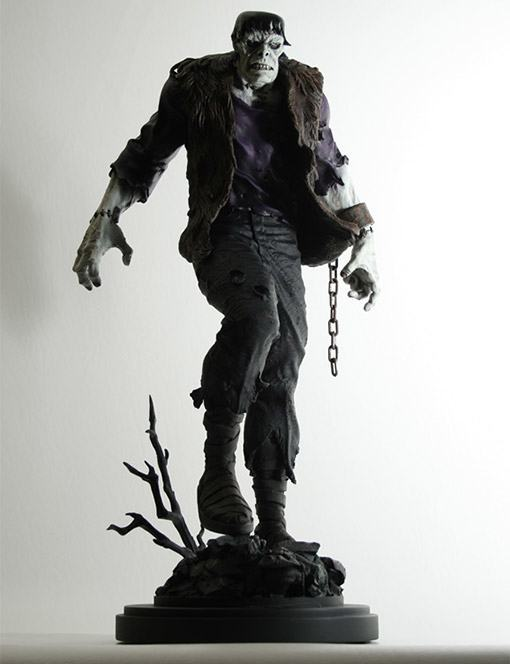Estatua-Frankenstein-Bowen-Designs-02