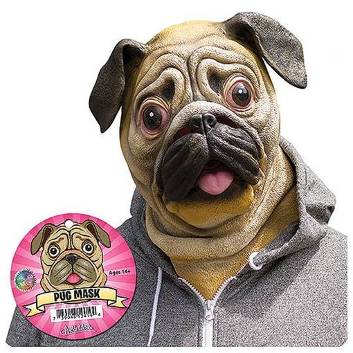 Mascara-Pug-Latex-Adult-Mask