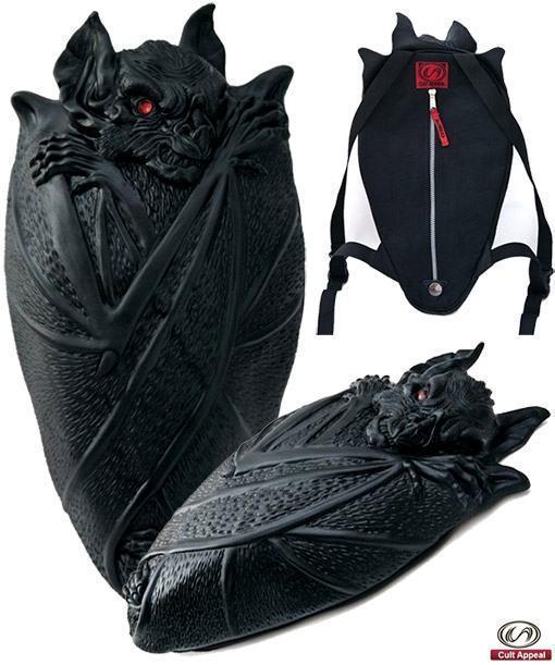 Mochila-Vampire-Bat-Backpack