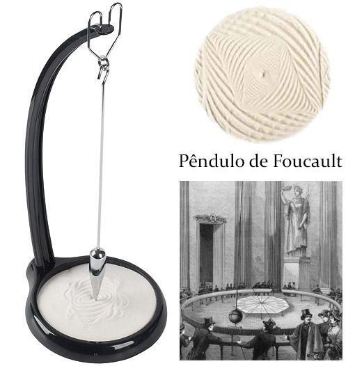 Pendulo-de-Foucault-Sand-Pendulum-Desktop-Toy