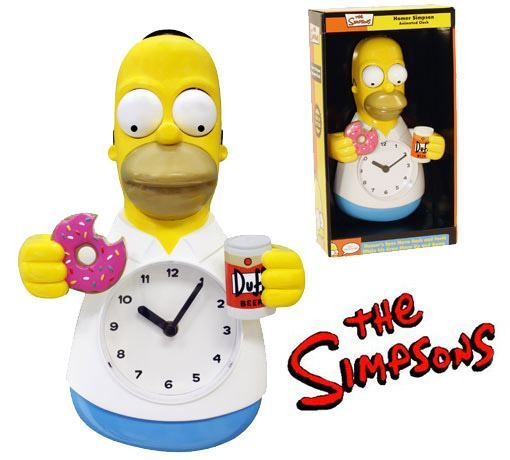 Relogio-Despertador-Homer-Simpson-Animated-Clock