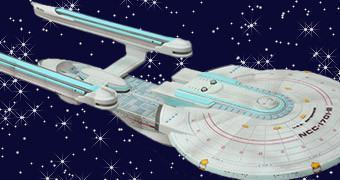 U.S.S. Enterprise NCC-1701-B do Filme Star Trek Generations