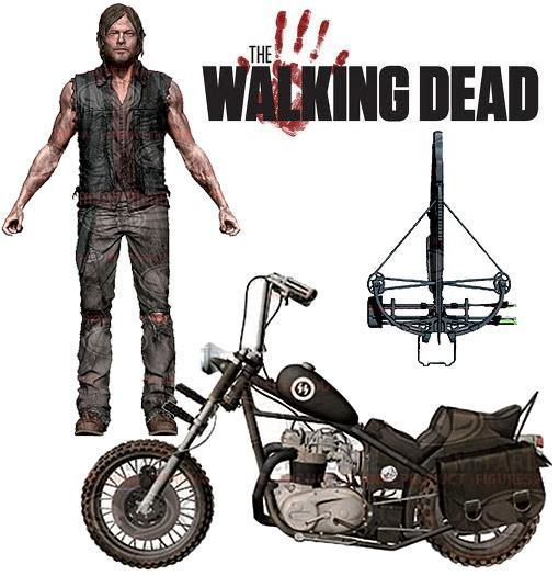 Walking-Dead-Daryl-Dixon-Action-Figure-and-Motorcycle-Deluxe-Box-Set