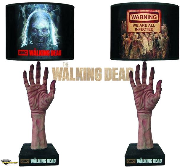 Abajur-The-Walking-Dead-Zombie-Hand-Lamp
