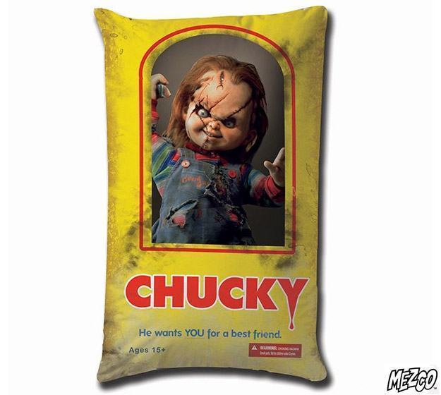 Almofada-Childs-Play-Chucky-Wants-a-Best-Friend-Plush-Pillow