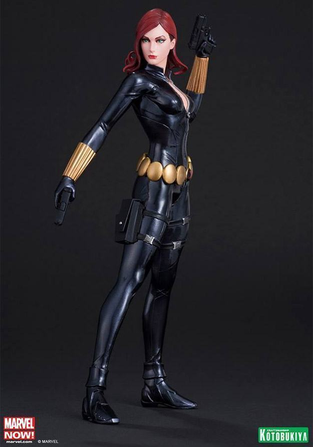 Black-Widow-ArtFX-Marvel-Now-Statue-01