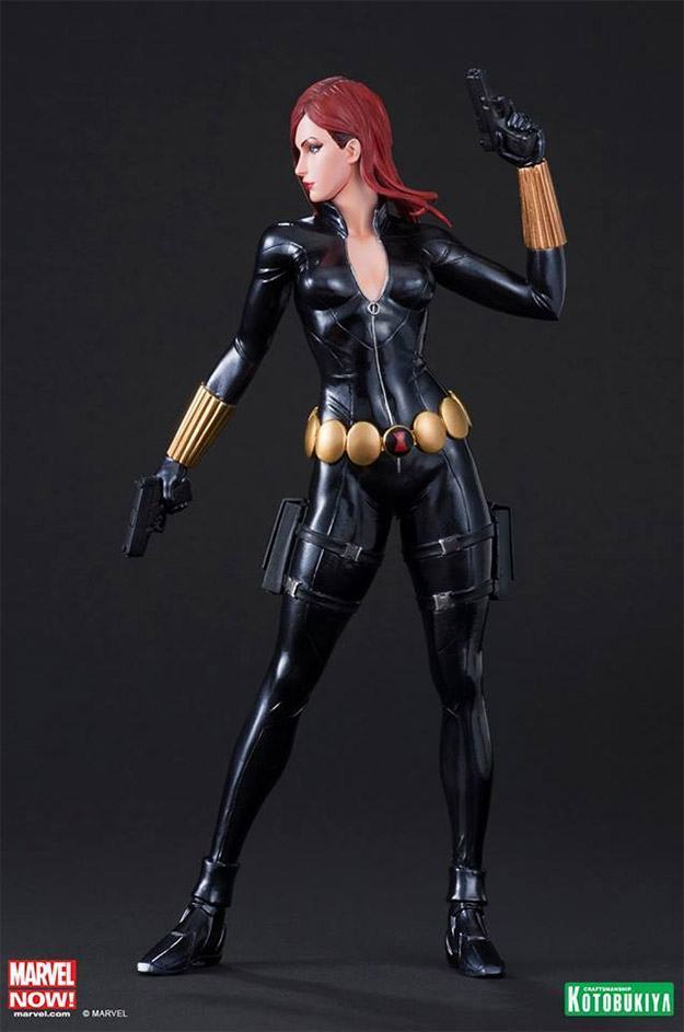 Black-Widow-ArtFX-Marvel-Now-Statue-05