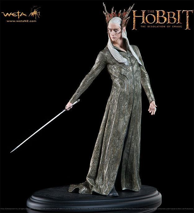 King-Thranduil-16-Scale-Statue-Hobbit-Weta-01
