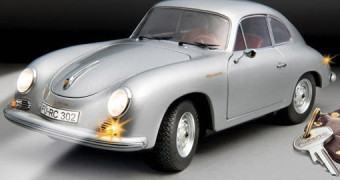 Porsche A 356 com Controle Remoto