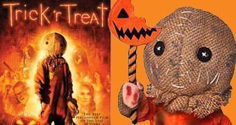 Sam do Filme Trick 'r Treat (Conto do Dia das Bruxas)