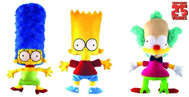 Simpsons-25th-Anniversary-Plush-Sets-03