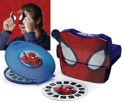 Spider-man-ViewMaster