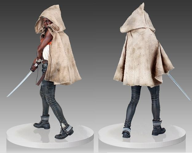 Walking-Dead-Michonne-Gentle-Giant-Estatua-03