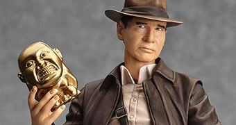 Action Figure Figma Indiana Jones