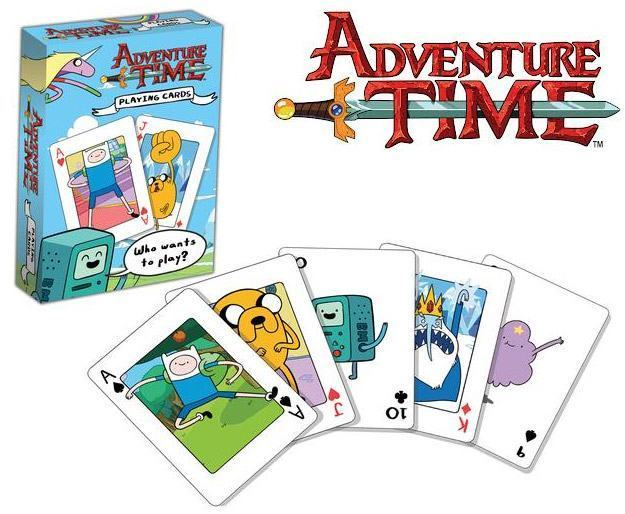 Baralho-Adventure-Time-Playing-Cards