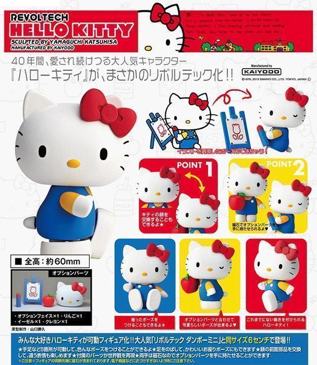 Boneca-Hello-Kitty-Revoltech-08