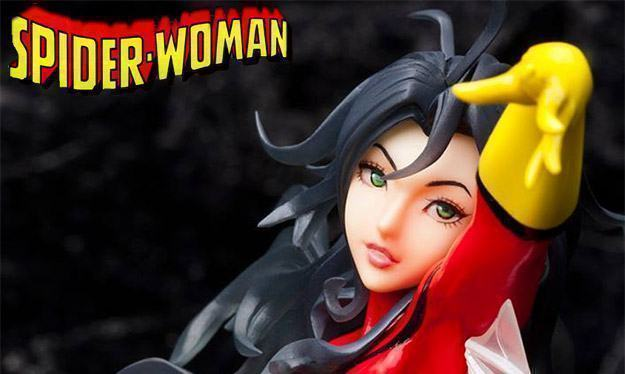 Estatua-Spider-Woman-Bishoujo-02