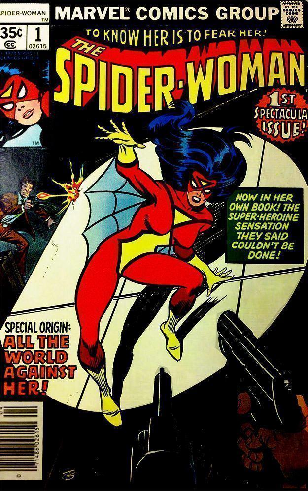 Estatua-Spider-Woman-Bishoujo-Comics-09