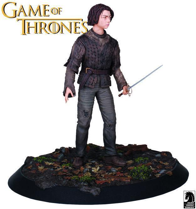 Game-of-Thrones-Arya-Stark-Statue-Drak-Horse-01