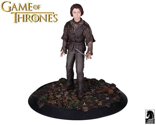 Game-of-Thrones-Arya-Stark-Statue-Drak-Horse-02