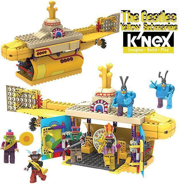 KNEX-Beatles-Yellow-Submarine-01