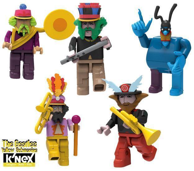 KNEX-Beatles-Yellow-Submarine-04