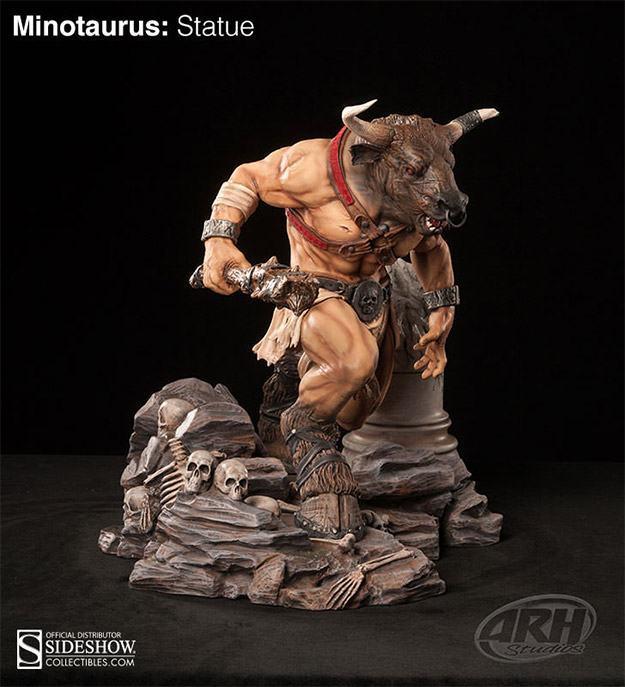 Minotaurus-Statue-ARH-Studios-03