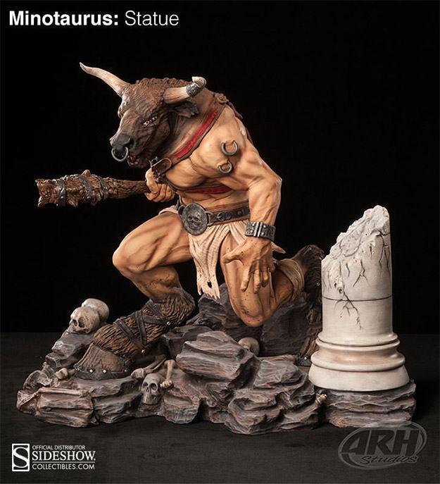 Minotaurus-Statue-ARH-Studios-04
