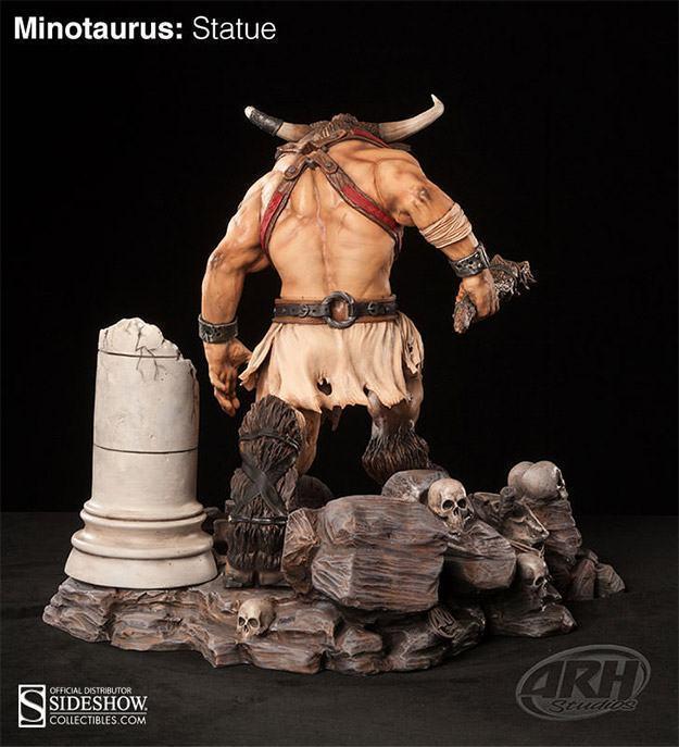 Minotaurus-Statue-ARH-Studios-05