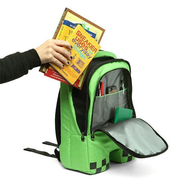 Mochila-Minecraft-Creeper-Backpack-03