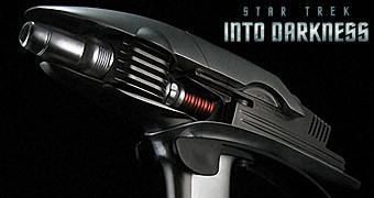 Réplica do Phaser de Star Trek Into Darkness