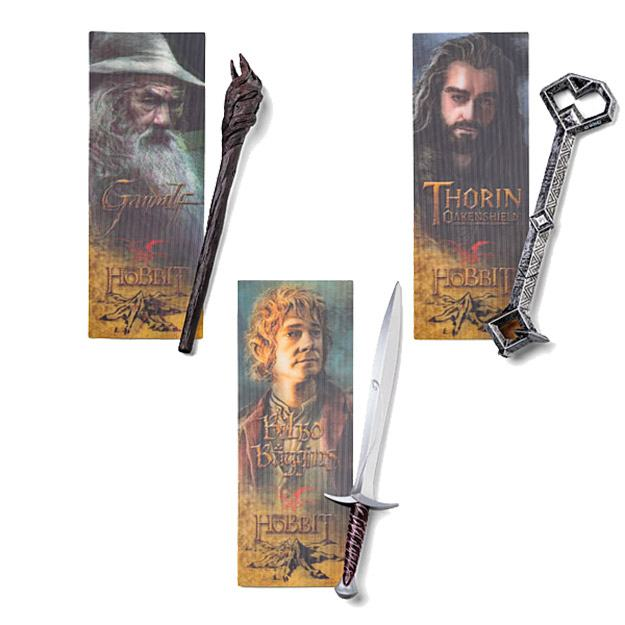 The-Hobbit-Pen-and-Lenticular-Bookmark-Sets-Canetas-02