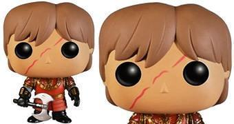 Boneco Pop! Game of Thrones: Tyrion Lannister com Cicatriz