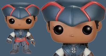 Aveline De Grandpré – Boneco Pop! Assassin's Creed III: Liberation