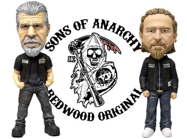 Bobble-Heads-Sons-of-Anarchy-Clay-Morrow-e-Jax-Teller-01a