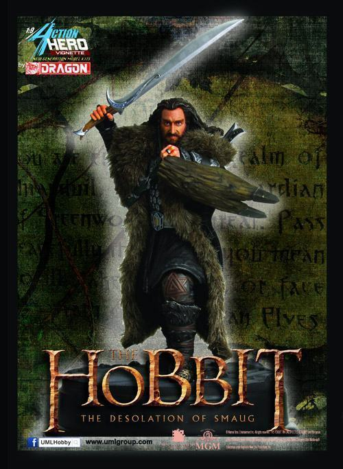 Hobbit-Thorin-Oakenshield-Dragon-Models-02