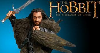 Thorin Oakenshield Action Hero Vignette Escala 1:9