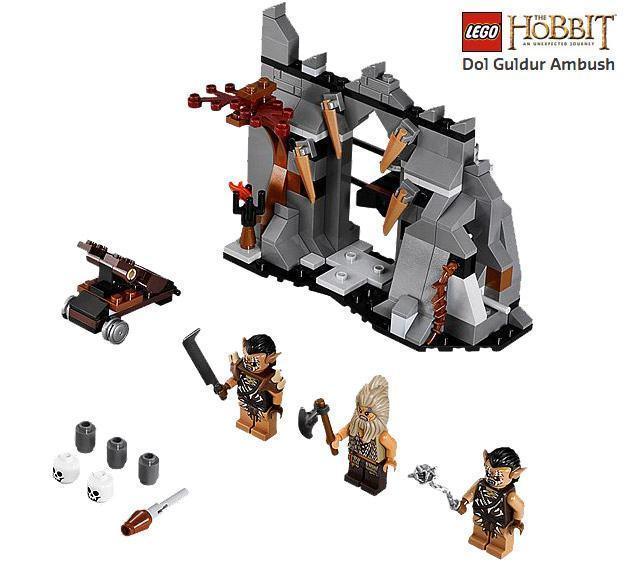 LEGO-Hobbit-Dol-Guldur-Ambush