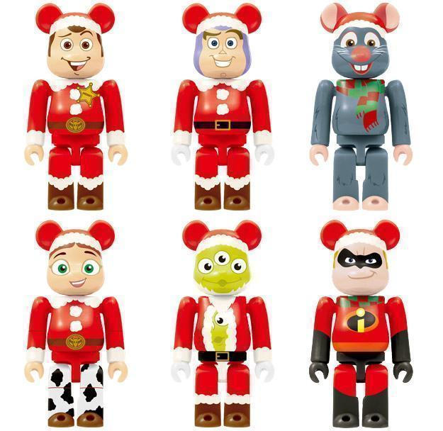 PIXAR-Christmas-Party-BEARBRICK-2013-Happy-Lottery-02