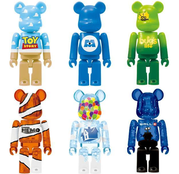 PIXAR-Christmas-Party-BEARBRICK-2013-Happy-Lottery-05