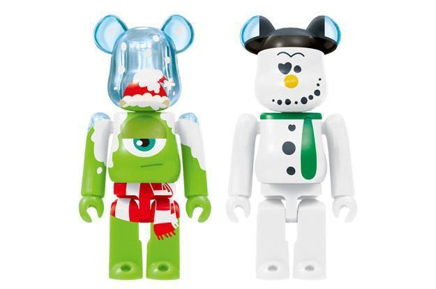 PIXAR-Christmas-Party-BEARBRICK-2013-Happy-Lottery-06