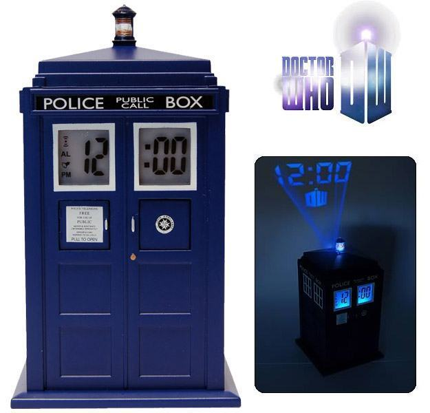 Relogio-Doctor-Who-TARDIS-Projection-Alarm-Clock-01