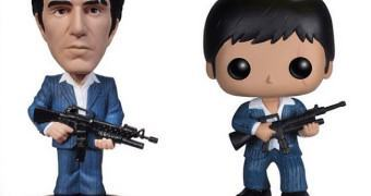 Say Hello To My Little Friend: Scarface da Funko em versões Bobble-Head e Pop!