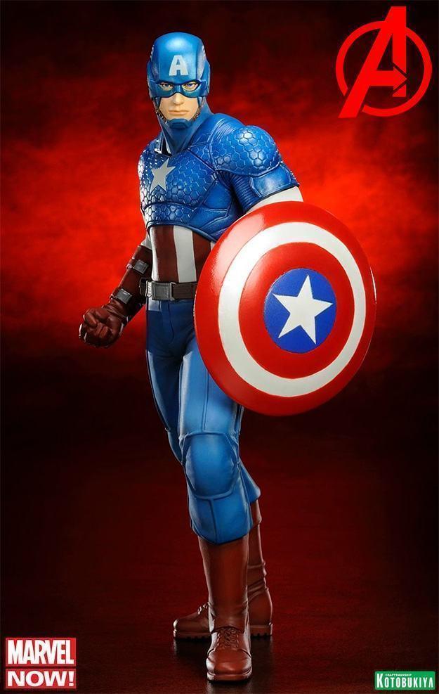 Avengers-Now-Captain-America-ARTFX-Statue-01