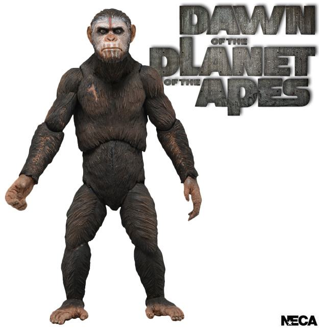 [NECA][Tópico Oficial] Planet of the Apes: Series 3 Dawn-of-the-Planet-of-the-Apes-Series-1-Action-Figure-Caesar-01