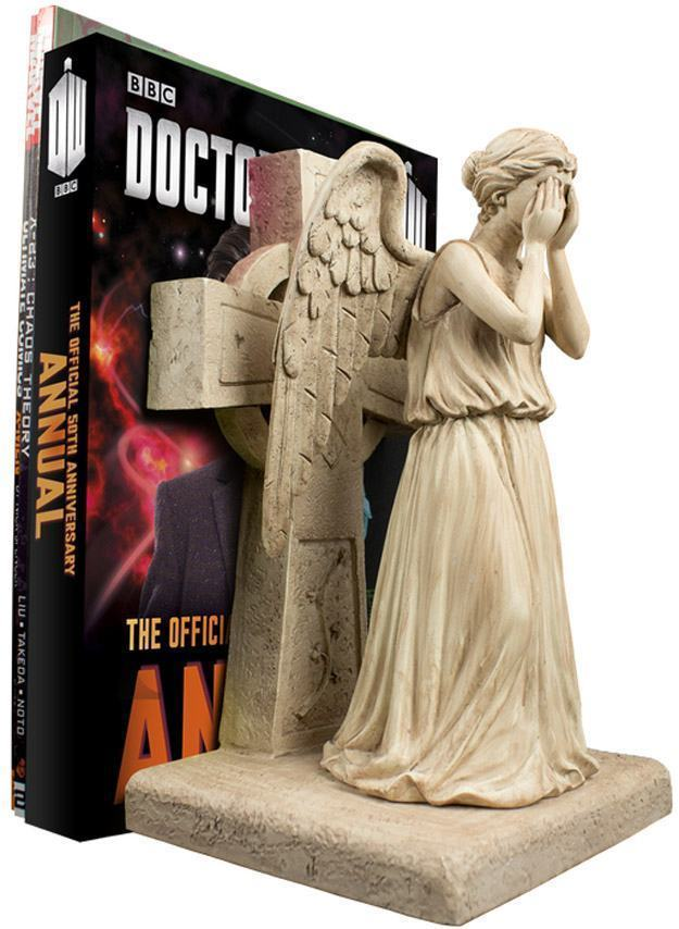 Doctor-Who-Weeping-Angel-Bookends-07
