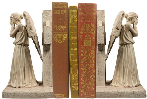 Doctor-Who-Weeping-Angel-Bookends-08