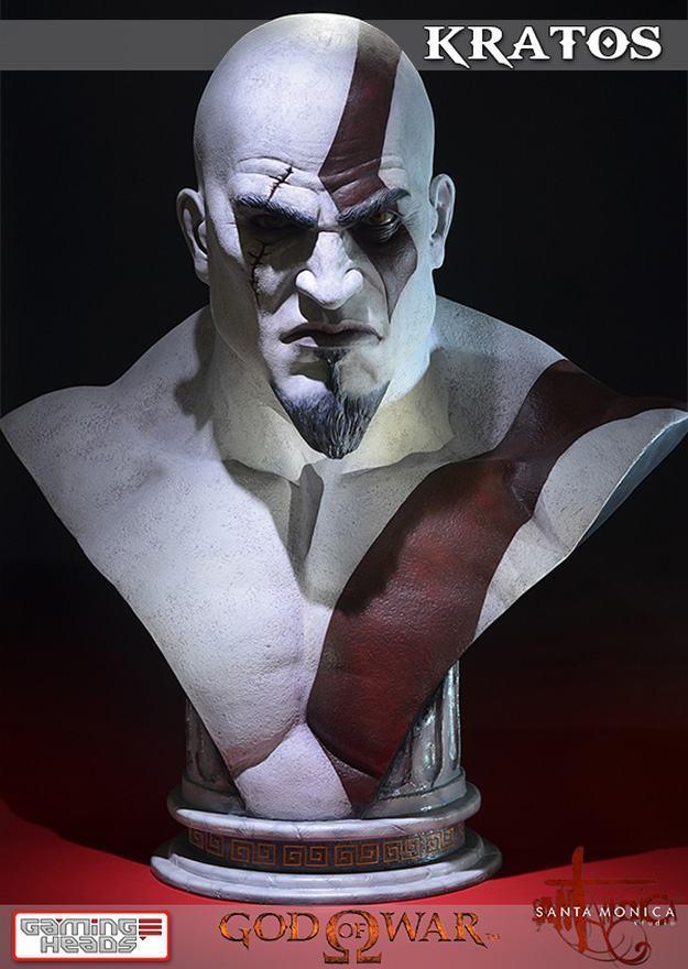Kratos-Life-Size-Bust-01